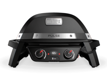 Weber Pulse 2000 Elektro Grill Testbericht bester Elektrogrill Vergleich Test Grill